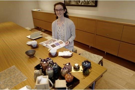 Carolyn Bell in Japan